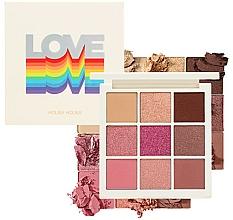 Parfums et Produits cosmétiques Palette d'ombres à paupières - Holika Holika Love Who You Are Love Shadow Palette