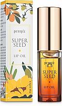Parfums et Produits cosmétiques Huile à lèvres à l'extrait de miel et propolis - Petitfee&Koelf Super Seed Lip Oil