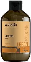 Parfums et Produits cosmétiques Gel douche bio à l'extrait de pamplemousse - Ecolatier Urban Shower Gel