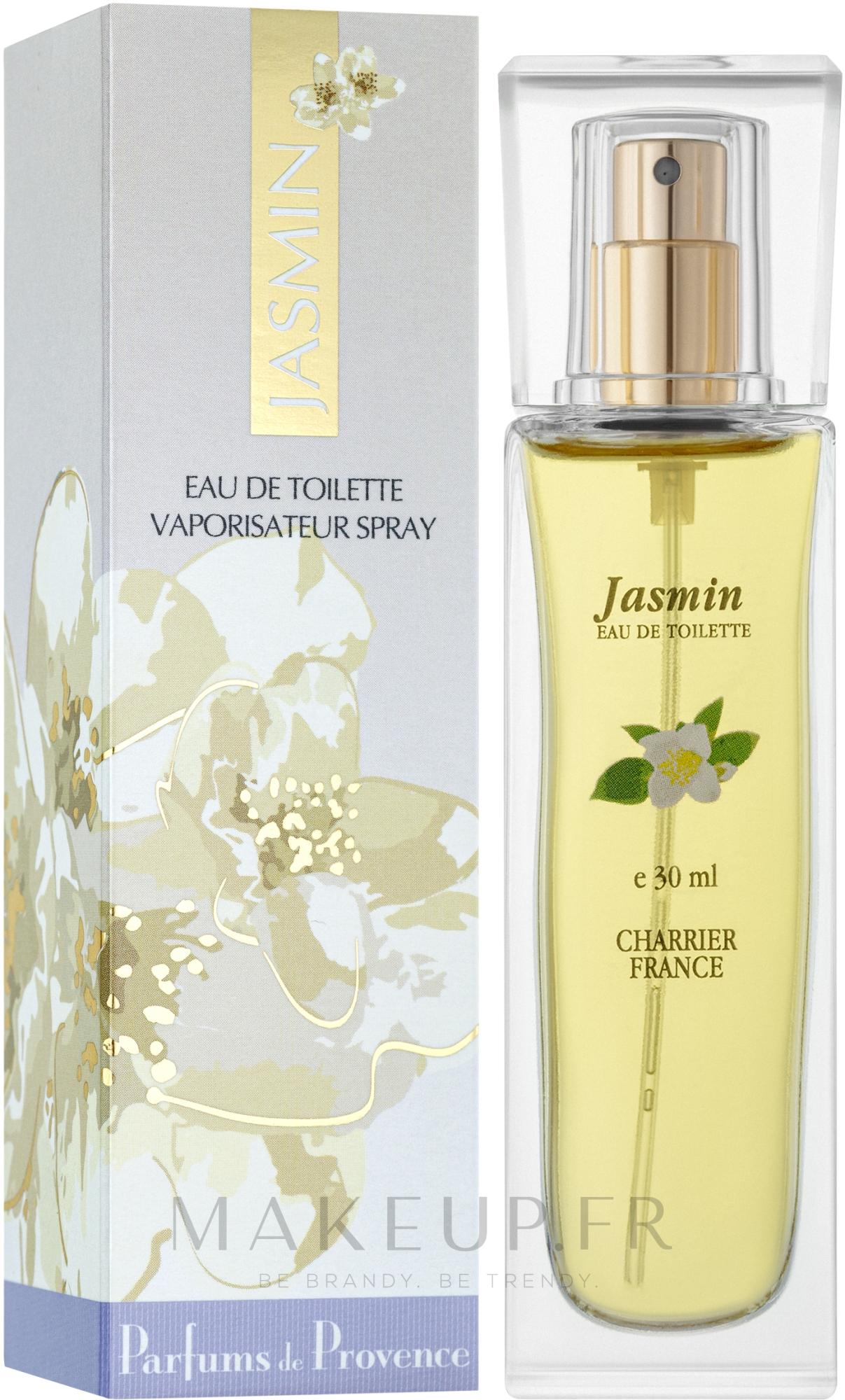 Charrier Parfums Jasmin - Eau de Toilette — Photo 30 ml