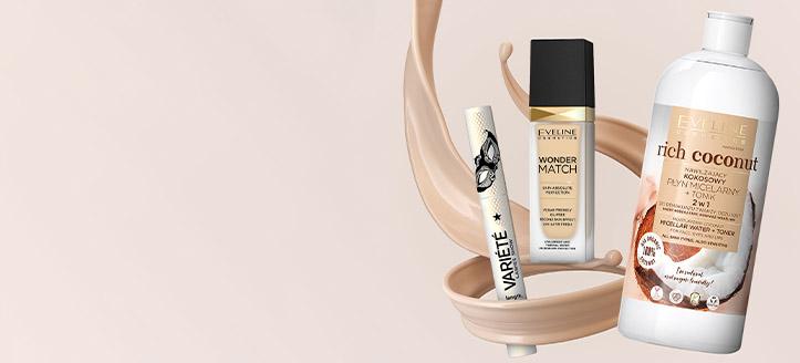 -10% de remise sur tous les produits Eveline Cosmetics. Les prix sur le site sont indiqués avec les remises