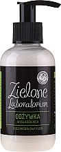 Parfums et Produits cosmétiques Après-shampooing à l'huile d'amande et extrait de lin - Zielone Laboratorium