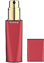 Parfums et Produits cosmétiques Vaporisateur de parfum rechargeable - Travalo Obscura Red