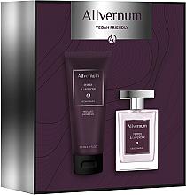 Parfums et Produits cosmétiques Allvernum Pepper & Lavender - Set (eau de parfum/100ml + gel douche/200ml)