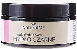 Parfums et Produits cosmétiques Savon noir à l'eucalyptus - NaturalME