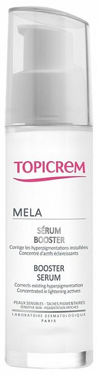 Sérum-booster anti-pigmentation pour visage - Topicrem Mela Booster Serum — Photo N1