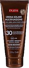 Parfums et Produits cosmétiques Crème solaire waterproof SPF 30 - Pupa Multifunction Sunscreen Cream