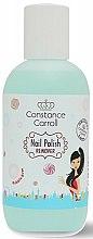 Parfums et Produits cosmétiques Dissolvant pour vernis à ongles - Constance Carroll Bubble Gum Nail Polish Remover