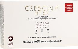 Parfums et Produits cosmétiques Traitement complet anti-chutes cheveux pour hommes, 200 - Crescina Re-Growth HFSC 100% + Crescina Anti-Hair Loss HSSC