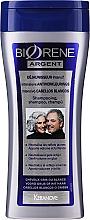 Parfums et Produits cosmétiques Shampooing déjaunissant - Eugene Perma Biorene Argent Shampoo