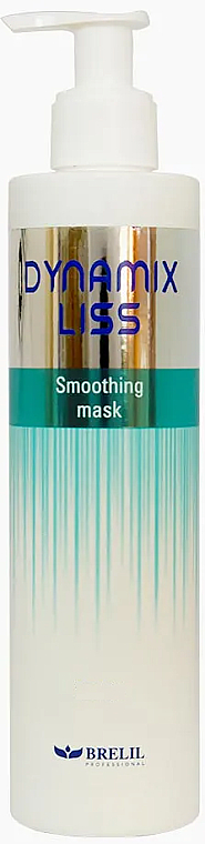 Masque lissant pour cheveux - Brelil Dynamix Liss Smoothing Mask — Photo N1