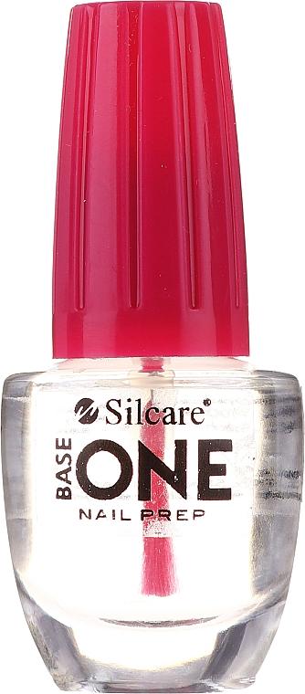Primer sans acide pour ongles - Silcare Base One Nail Prep