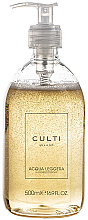 Parfums et Produits cosmétiques Culti Acqua Leggera - Savon liquide nourrissant à l'arôme de bergamote et patchouli pour mains et corps