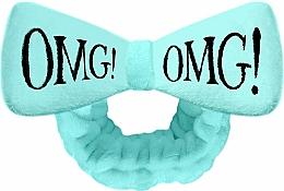 Parfums et Produits cosmétiques Bandeau pour cheveux, turquoise - Double Dare OMG! Blue Hair Band