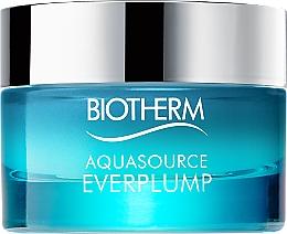 Parfums et Produits cosmétiques Crème hydratante pour peaux sensibles - Biotherm Aquasource Everplump Moisturizer Cream