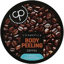 Parfums et Produits cosmétiques Exfoliant sucré à l'extrait de café pour corps - Cosmepick Body Peeling Coffee