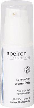 Crème adoucissante pour peaux craquelées - Apeiron Cream Treatment Against Callused Skin — Photo N1