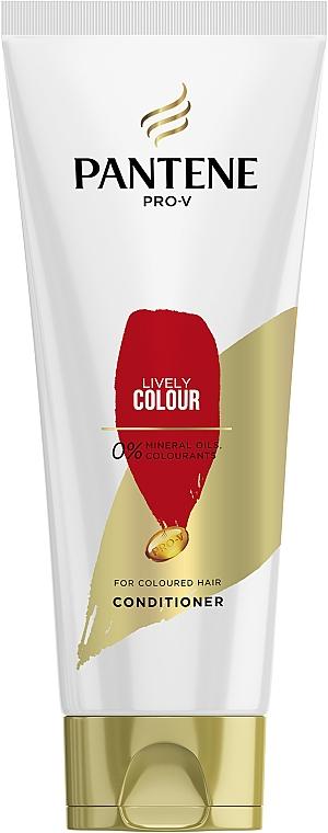 Après-shampooing - Pantene Pro-V Lively Colour Conditioner — Photo N1