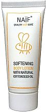 Parfums et Produits cosmétiques Lotion adoucissante à l'huile de graines de coton pour enfant - Naif Softening Body Lotion (mini)