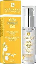 Parfums et Produits cosmétiques Sérum-gel au yuzu contour des yeux - Erborian Yuza Sorbet Eye