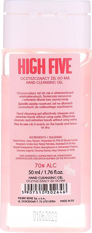 Gel nettoyant pour mains - Miyo Bubble Gum High Five Hand Cleansing Gel — Photo N2