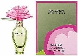 Parfums et Produits cosmétiques Marc Jacobs Oh Lola! Sunsheer - Eau de Parfum