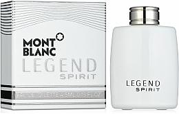 Parfums et Produits cosmétiques Montblanc Legend Spirit - Eau de Toilette (mini)