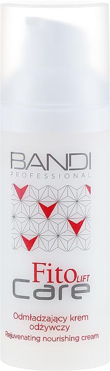 Crème de jour et nuit à l'huile d'amande douce - Bandi Professional Fito Lift Care Rejuvenating Nourishing Cream — Photo N2
