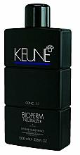 Parfums et Produits cosmétiques Neutralisant pour permanente - Keune Bioperm Neutralizer 1:1
