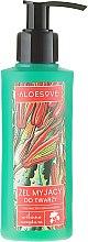 Parfums et Produits cosmétiques Gel à l'extrait d'aloe vera bio pour visage - Aloesove