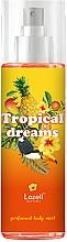Parfums et Produits cosmétiques Lazell Tropical Dreams - Brume parfumée pour corps