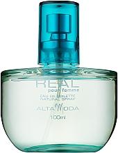 Parfums et Produits cosmétiques Alta Moda Real - Eau de Toilette