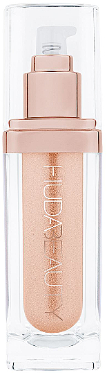 Enlumineur liquide pour visage et corps - Huda Beauty N.Y.M.P.H. All Over Body Highlighter — Photo N1