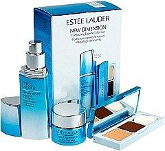 Parfums et Produits cosmétiques Coffret - Estee Lauder New Dimension Set (palette/1,2g + sérum/30ml + masque/15ml)
