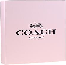 Parfums et Produits cosmétiques Coach New York Eau De Parfum - Coffret (eau de parfum/90ml + lait corporel/100ml + eau de parfum/7.5ml)