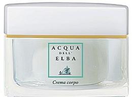 Parfums et Produits cosmétiques Acqua Dell Elba Essenza Men - Crème à l'acide hyaluronique pour corps