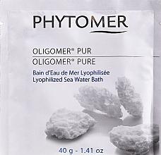 Parfums et Produits cosmétiques Bain d'eau de mer lyophilisé - Phytomer Oligomer Lyophilized Seawater Bath