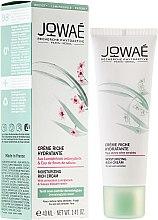Parfums et Produits cosmétiques Crème aux lumiphénols antioxydants pour visage - Jowae Moisturizing Rich Cream