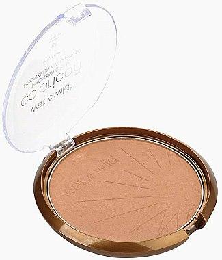 Poudre bronzante pour visage SPF 15 - Wet N Wild Color Icon Bronzer SPF15 — Photo N2