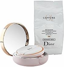 Parfums et Produits cosmétiques Fond de teint coussin SPF 50 - Dior Capture Dreamskin Moist & Perfect Cushion SPF 50 PA+++ (2 x 15 g)
