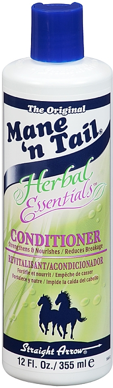 Après-shampooing - Mane 'n Tail The Original Herbal Gro Conditioner