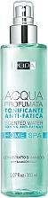 Parfums et Produits cosmétiques Brume tonifiante corporelle - Pupa Home Spa Scented Water-Anti-Fatigue