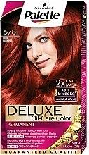 Parfums et Produits cosmétiques Coloration permanente pour cheveux - Schwarzkopf Palette Deluxe