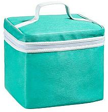 Parfums et Produits cosmétiques Trousse de toilette, turquoise, 20 x 18 x 20 cm - Acqua Dell Elba Beauty da Viaggio