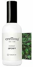 Parfums et Produits cosmétiques Hydrolat de tilleul pour le visage - Creamy Skin Care Linden Hydrolat