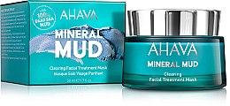 Parfums et Produits cosmétiques Masque purifiant à la boue minérale pour visage - Ahava Mineral Mud Clearing Facial Treatment Mask