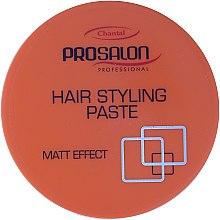 Parfums et Produits cosmétiques Pâte coiffante matifiante - Prosalon Styling Hair Paste