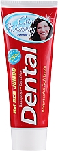Parfums et Produits cosmétiques Dentifrice blanchissant - Dental Hot Red Jumbo Extra Whitening Toothpaste