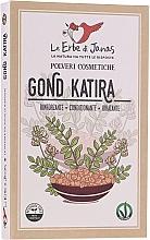 Parfums et Produits cosmétiques Poudre d'herbes pour visage et cheveux - Le Erbe di Janas Gonda Katira (Tragacanth)