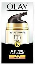 Parfums et Produits cosmétiques BB-crème - Olay Total Effects BB Cream SPF15
